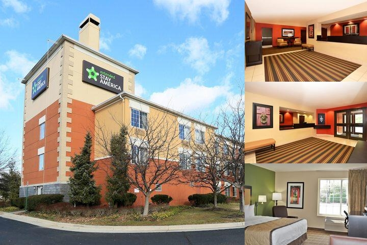 Extended Stay America Washington D.c. Alexand photo collage