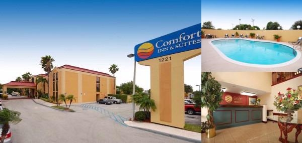 Comfort Inn & Suites Lantana / Boynton Main Entrance