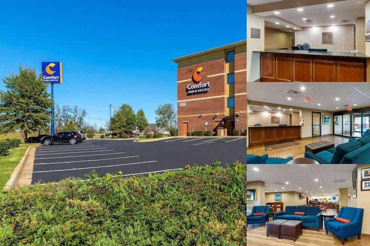 Comfort Inn 174 Amp Suites Montgomery Al 10015 Chantilly Pkwy