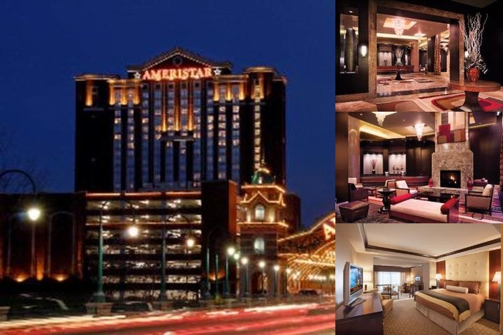 Ameristar Casino Resort Spa photo collage