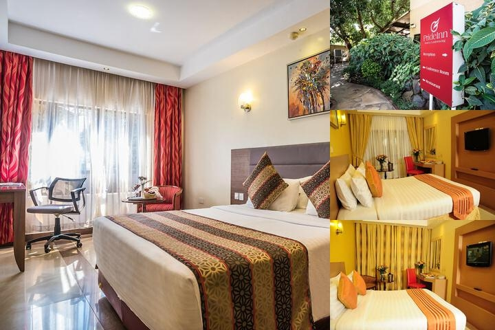 Prideinn Hotel Westlands photo collage