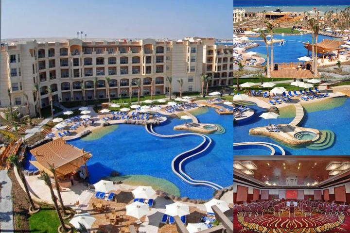 Tropitel Sahl Hasheesh Resort photo collage