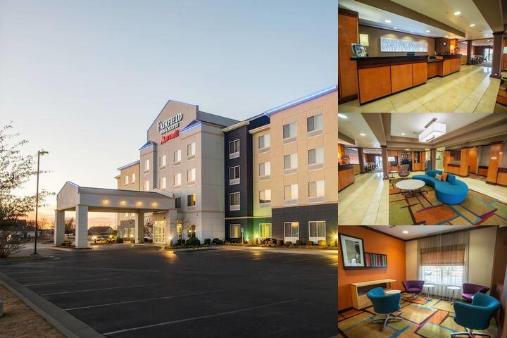 Fairfield Inn & Suites by Marriott Bartlesville photo collage