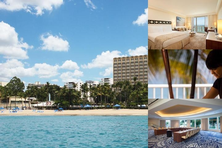 Intercontinental San Juan photo collage