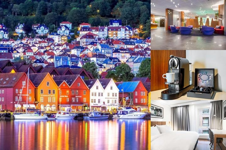 Radisson Blu Royal Hotel Bergen photo collage