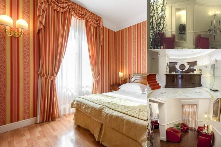 Hotel Gambrinus photo collage