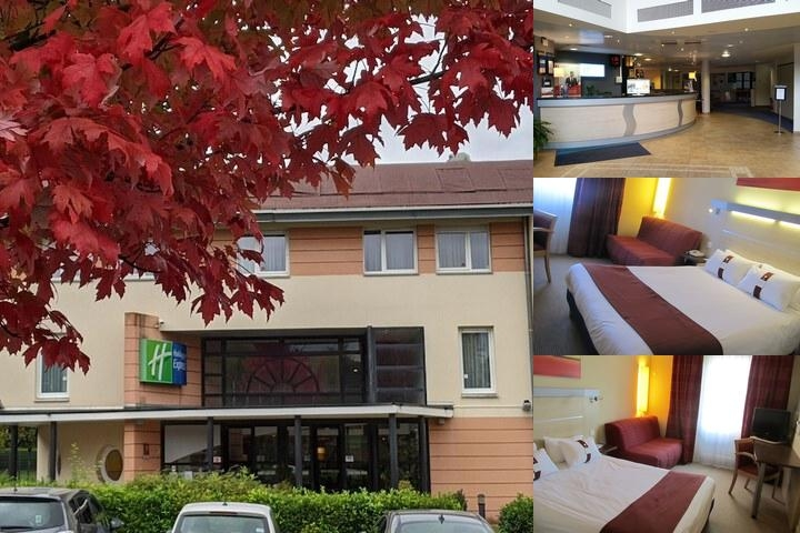 Holiday Inn Express Grenoble Bernin photo collage