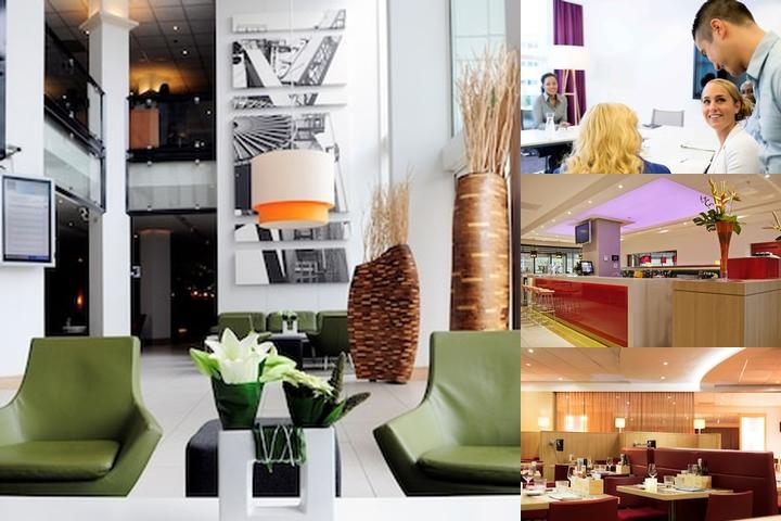 Novotel Rotterdam Brainpark photo collage