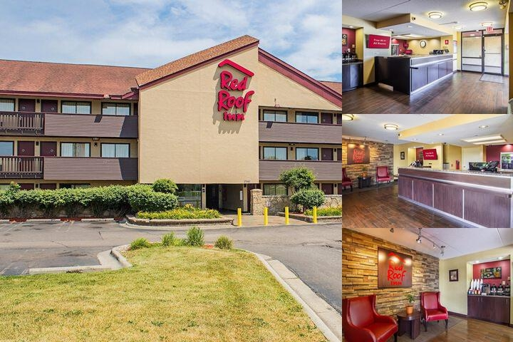 Red Roof Inn Southfield photo collage