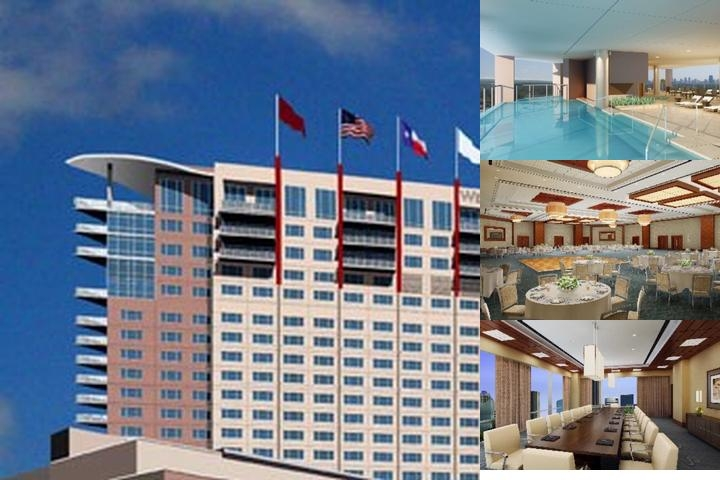 Westin Memorial City photo collage