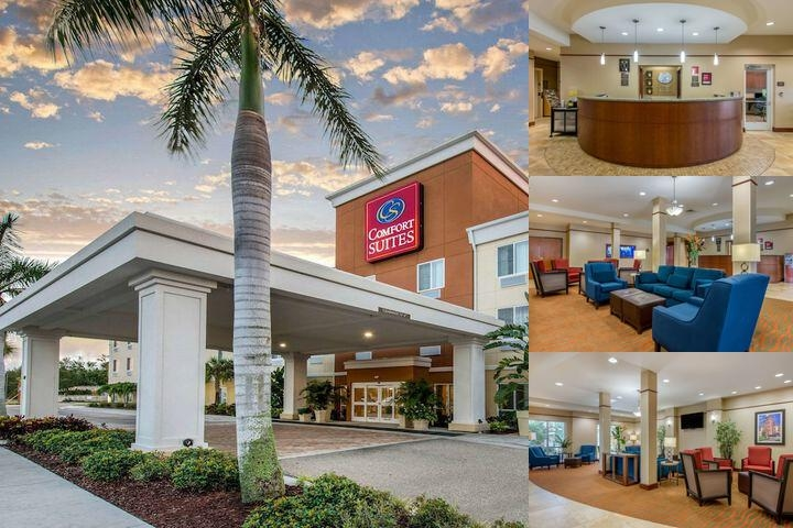 Comfort Suites Sarasota photo collage