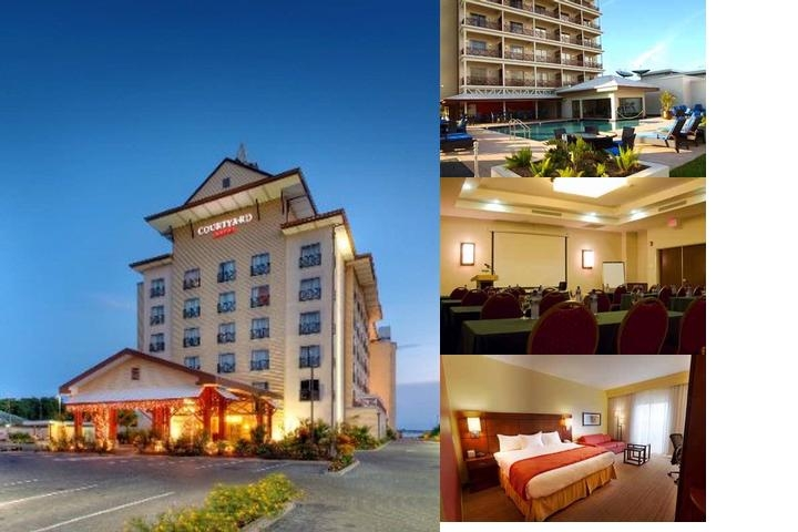 Courtyard by Marriott Paramaribo photo collage