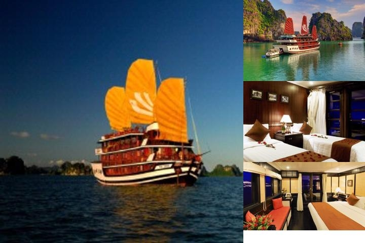Bhaya Cruises photo collage