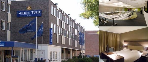 Golden Tulip Weert photo collage