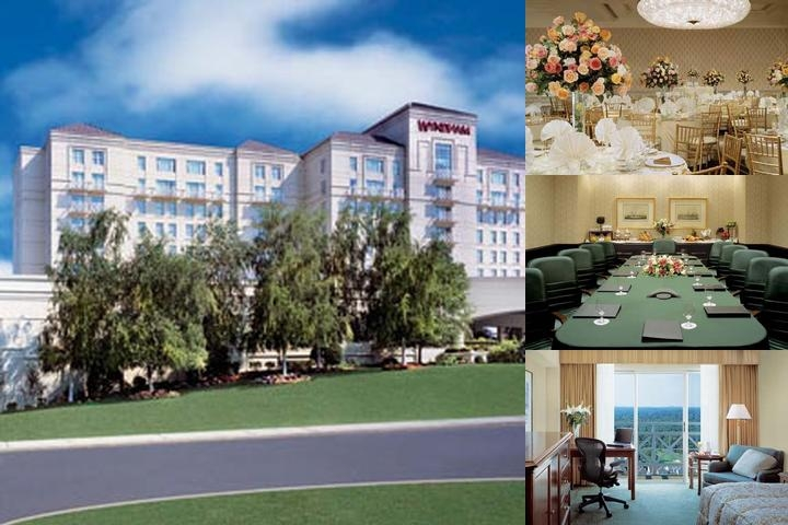 Hyatt Regency Long Island at Wind Watch Golf Club photo collage