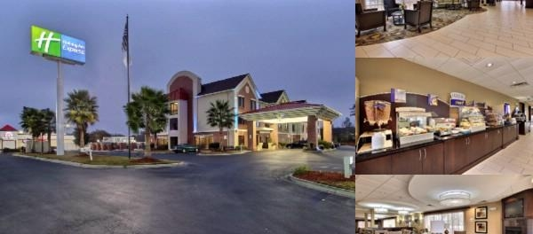 Holiday Inn Express Savannah S I95 Richmond Hill photo collage