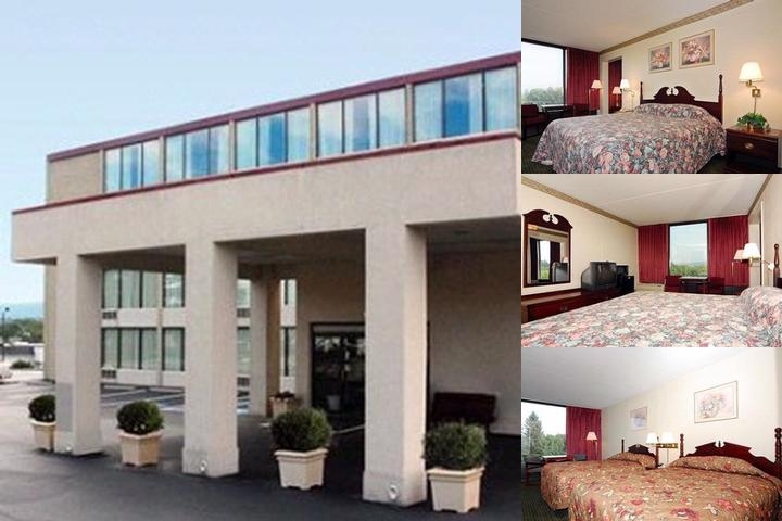 Econo Lodge Inn & Suites Reading / Wyomissing photo collage