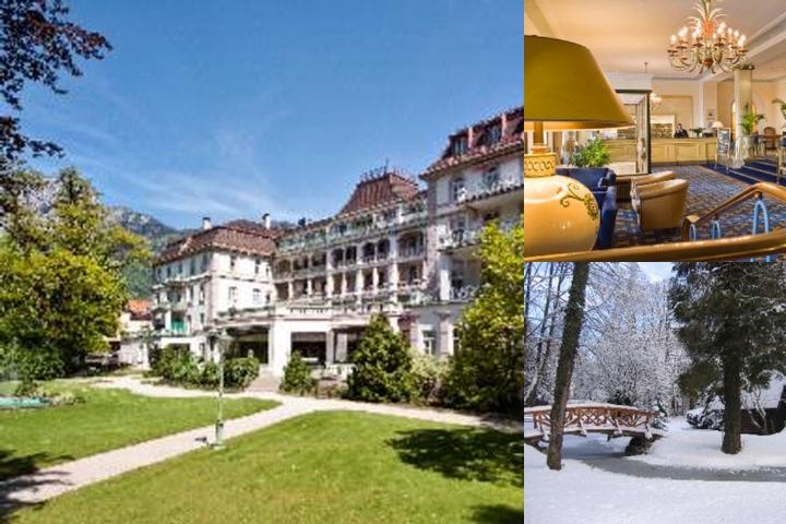 Axelmannstein Hotel Bad Reichenhall photo collage