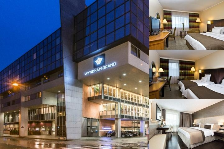 Wyndham Grand Salzburg Conference Centre photo collage