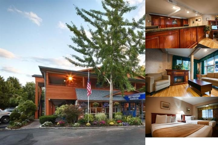 Best Western Woodbury Inn photo collage