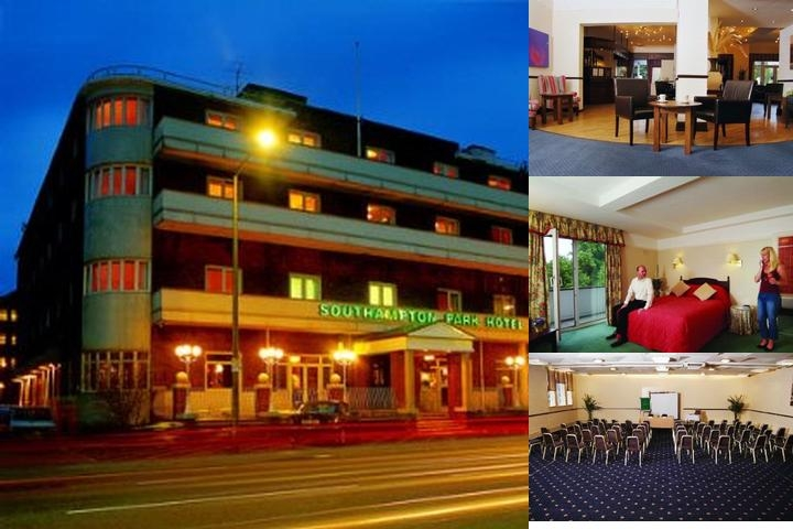 Southampton Park Hotel photo collage