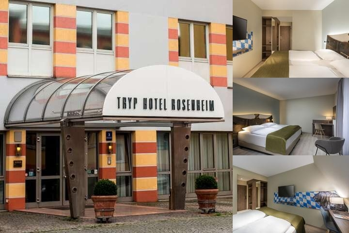 Tryp by Wyndham Rosenheim photo collage