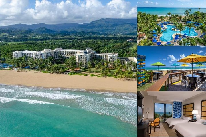 Wyndham Grand Rio Mar Puerto Rico Golf & Beach Resort photo collage