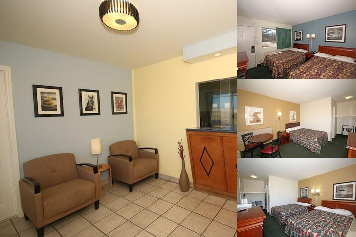 Royal Inn & Suites photo collage