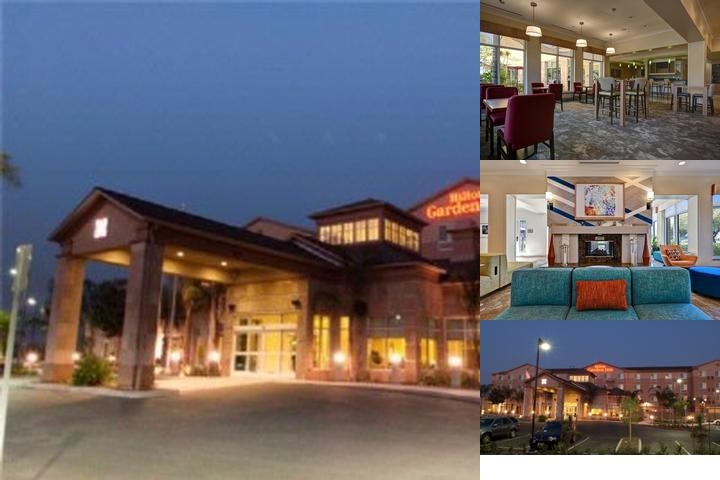 Hilton Garden Inn San Bernardino photo collage