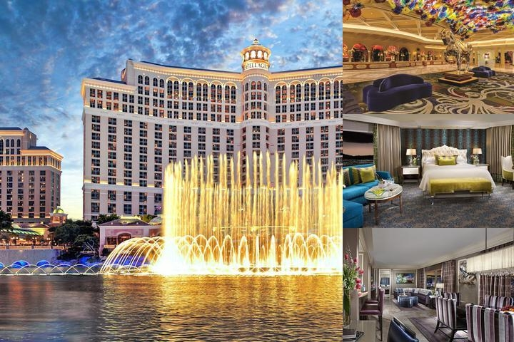 Bellagio photo collage
