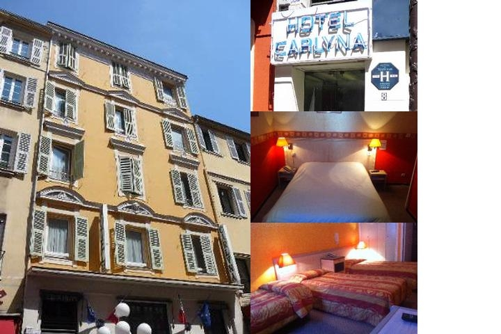 Hotel Carlyna photo collage