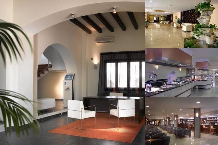 Fiesta Hotel Tanit photo collage
