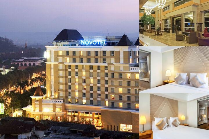 Novotel Semarang photo collage