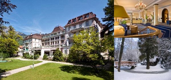 Wyndham Grand Bad Reichenhall Axelmannstein photo collage