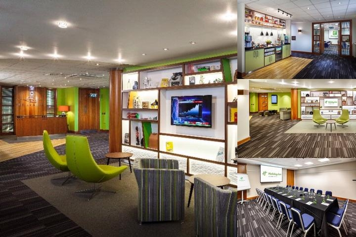 Holiday Inn London Regents Park photo collage