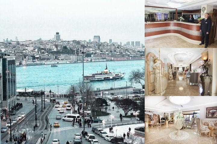 Eurostars Hotel Old City photo collage