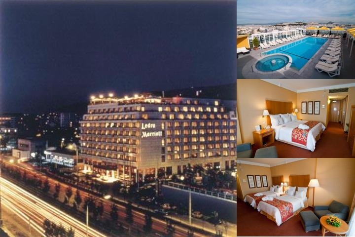 Athens Ledra Marriott Hotel photo collage