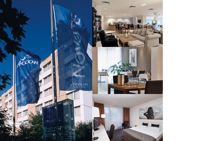 Tryp by Wyndham Wuppertal photo collage