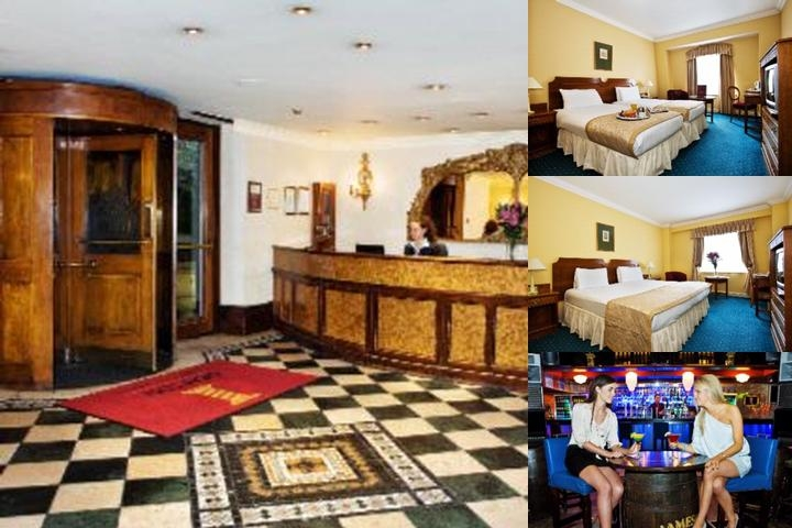 Grafton Capital Hotel photo collage