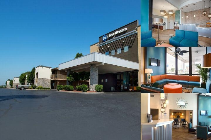 Best Western The Oasis at Joplin photo collage