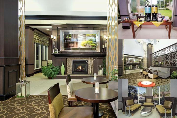 Hilton Garden Inn Austin / Nw photo collage