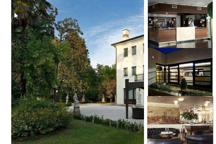 Best Western Villa Pace Park Hotel Bolognese photo collage