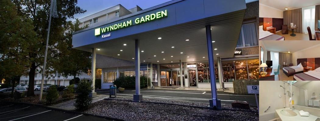 Wyndham Garden Kassel photo collage