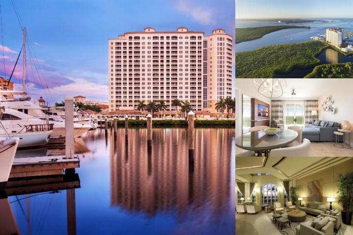 The Westin Cape Coral Resort at Marina Village photo collage
