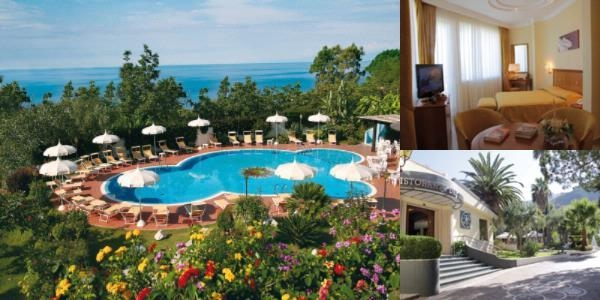 Hotel Tirreno photo collage