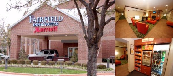 Fairfield Inn & Suites Dallas North by Galleria photo collage