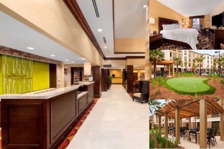 Hilton Garden Inn Bossier City La photo collage