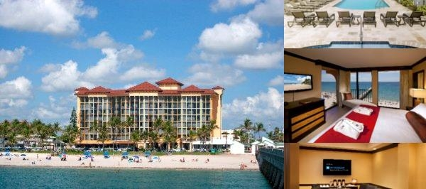 Wyndham Deerfield Beach Resort photo collage