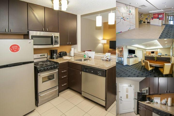 Towne Place Marriott Gonzales photo collage