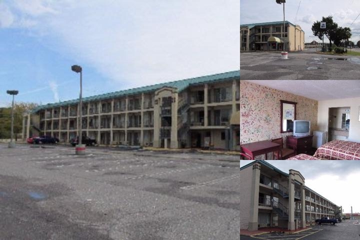 Diamond Inn photo collage